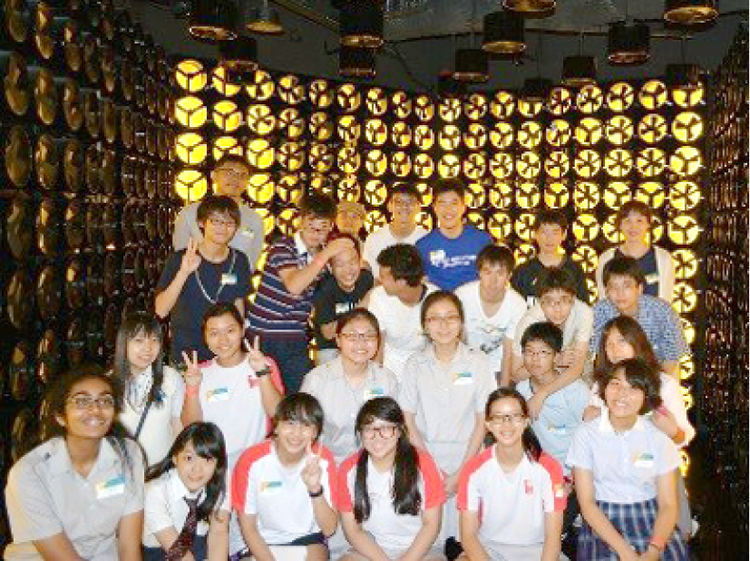 シンガポール海外研修