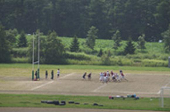フットボール・ラグビー場