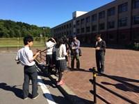 立命館大学映像学部夏期講習会「映像学入門」が開催されました