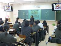国際学生が来校しました
