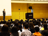 立命館慶祥中学校オープンキャンパス 過去最高1088名来校