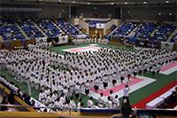 高校 仲野美登里さん,3年連続少林寺拳法全国高校総体出場!