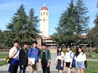 スタンフォード大学研修を実施