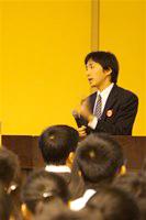 中学2年 「情報モラル教室」開催!