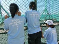 高校女子テニス部 新人戦地区大会で団体戦ベスト4!~全道大会出場権獲得~