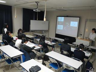 高校2年生が北大の研究室を訪問 Part3