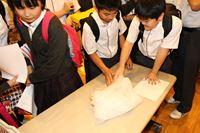 中高 南極教室が開かれました