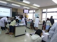 入試 立命館慶祥中学校オープンキャンパス 過去最高1033名来校