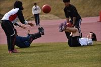 高校陸上競技部 立命館大学陸上競技部主催第4回附属校合同練習会に参加