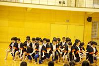 中2立命祭 史上初!慶祥オリジナルよさこい楽曲で創作演舞