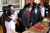 中2 総合特別講演会「札幌市民と戦争」が開催されました