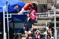 高校陸上競技部 高体連北海道大会で女子総合2連覇,男子総合3位の大健闘!