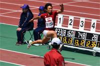高校陸上競技部 高体連札幌支部大会で史上初の3年連続男女総合優勝達成