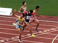 国民体育大会出場4種目で全国入賞!!