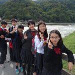 中2 京都研修2日目 「気分は大学生?!一歩先行くキャンパスライフ体験」
