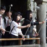 中2 京都研修3日目 「清水の舞台から飛び降りる勢いの自主研修?!」